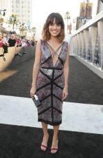 NATALIE MORALES at Valerian and the City of a Thousand Planets Premiere in Hollywood 07/17/2017