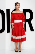 NATALIE PORTMAN at Dior for Love Promotion at Terrada Warehouse in Tokyo 07/19/2017