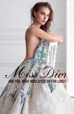 NATALIE PORTMAN for Miss Dior 2017