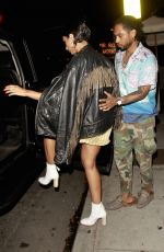 NAZANIN MANDI Leaves Delilah in West Hollywood 07/10/2017