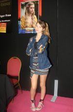 NELL TIGER FREE at Comic-con in Dublin 07/02/2017