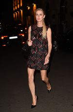 NICKY HILTON Arrives at Four Seasons Hotel in Paris 07/06/2017