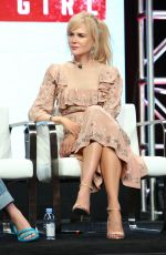 NICOLE KIDMAN at Top of the Lake: China Girl Panel at TCA Summer Tour in Beverly Hills 07/29/2017