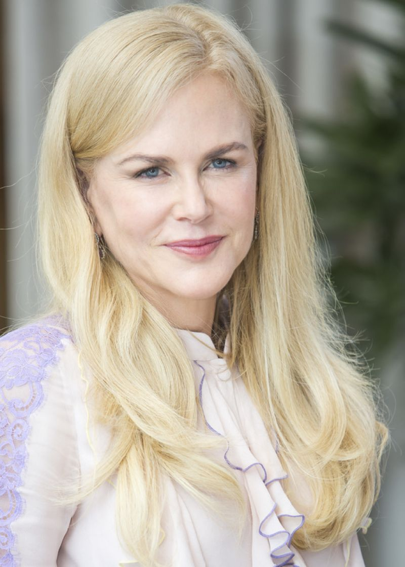 NICOLE KIDMAN at Top of the Lake Press Conference 07/28/2017
