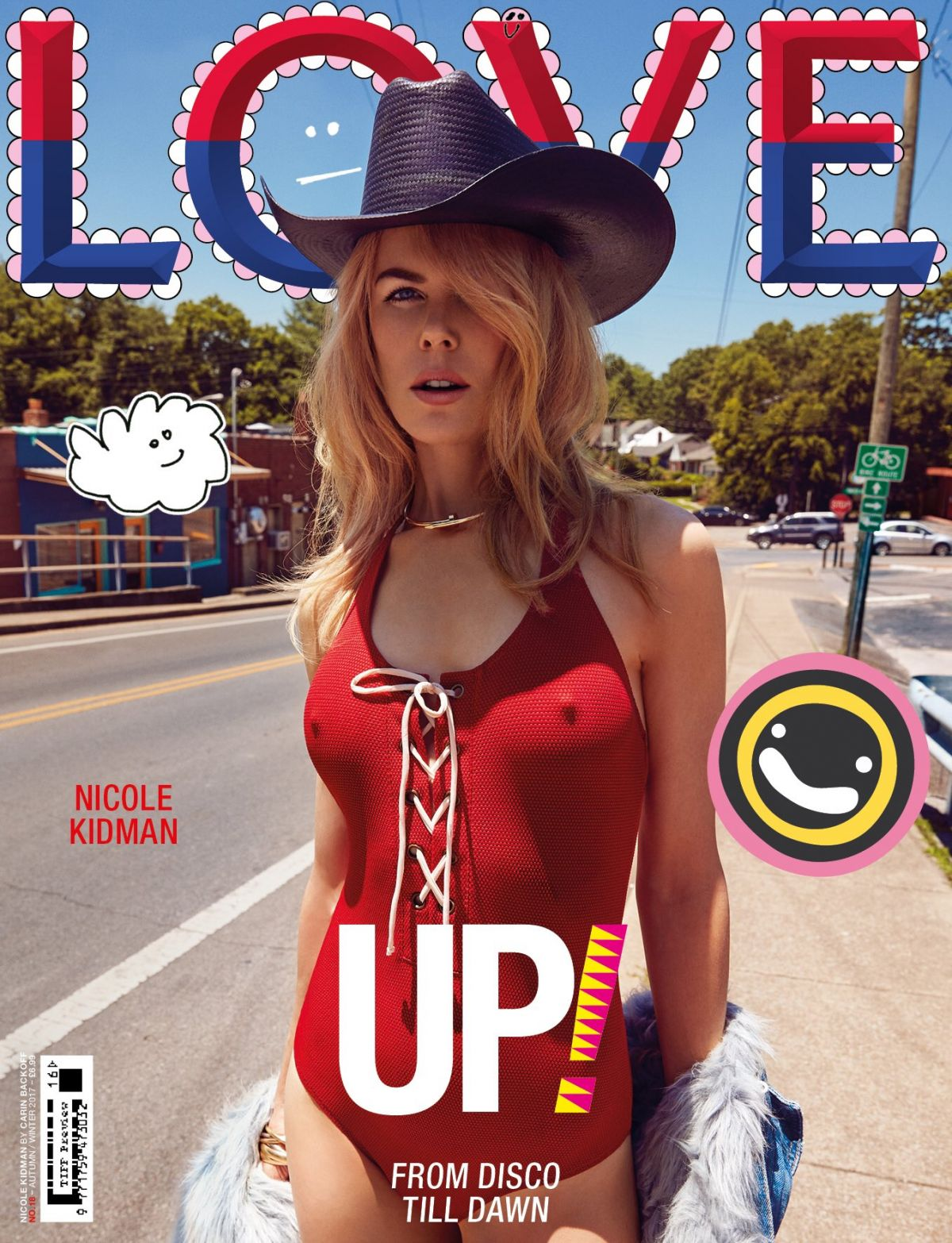 NICOLE KIDMAN for Love Magazine Issue #18