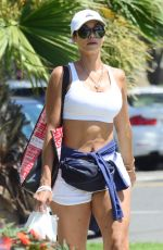 NICOLE MURPHY Out and About in Santa Monica 07/02/2017