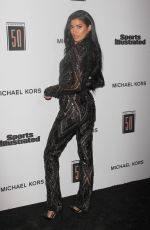 NICOLE WILLIAMS at Sports Illustrated 2017 Fashionable 50 Celebration in Los Angeles 07/18/2017