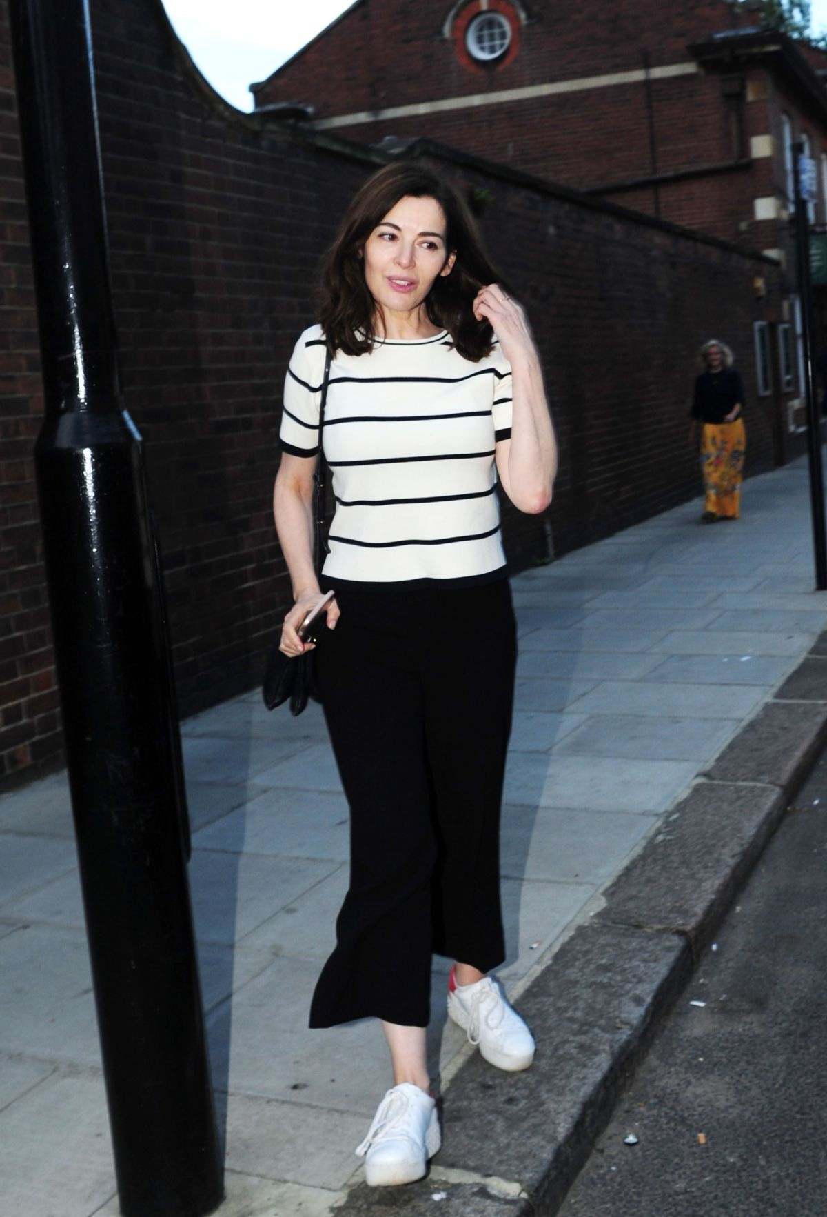 nigella lawson at stoppard s 80th birthday party in london