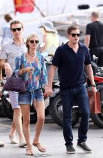 NIKY HILTON Out in St Tropez 07/21/2017