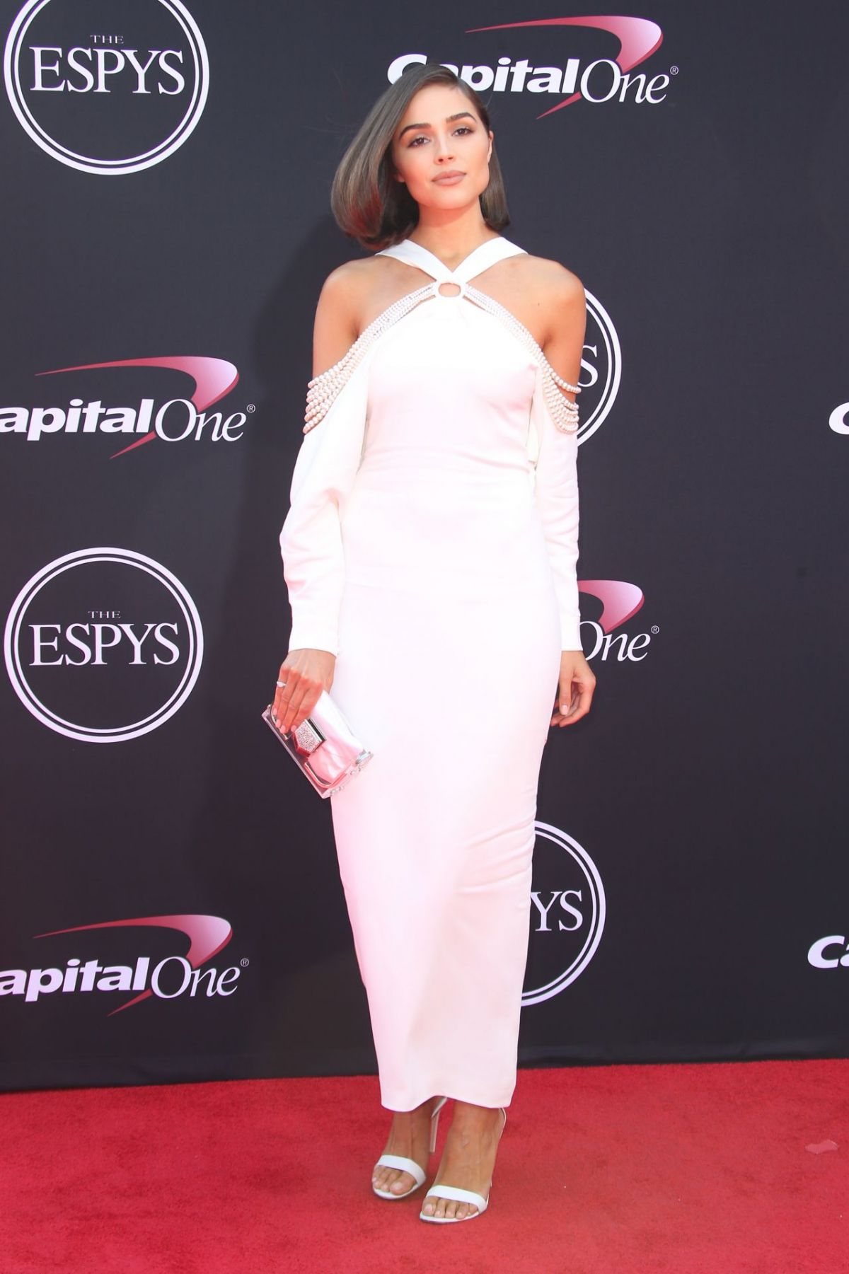 OLIVA CULPO at Espy Awards 2017 in Los Angeles 07/12/2017