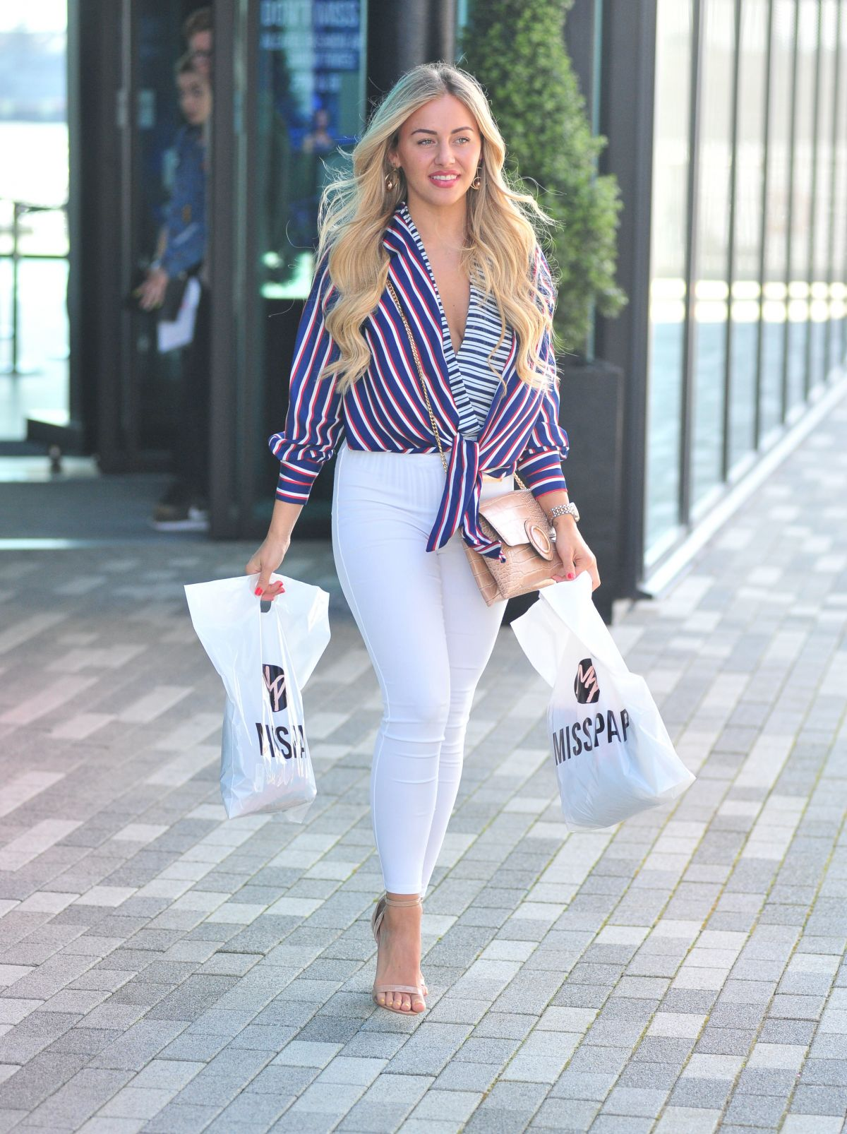 olivia buckland and ashleigh defty at british style collective 2017