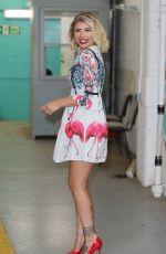 OLIVIA BUCKLAND at ITV Studios in London 07/05/2017