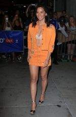 OLIVIA MUNN Arrives at Comic-con in San Diego 07/20/2017