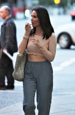 OLIVIA MUNN Out in Vancouver 07/12/2017