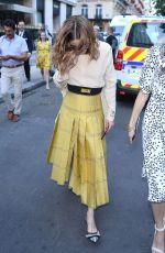 OLIVIA PALERMO at Fendi Fashion Show at Haute Couture Paris Fashion Week 07/05/2017