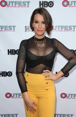 OUR LADY J at Transparent Season 4 Screening at 2017 Outfest Los Angeles LGBT Film Festival 07/16/2017