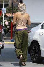 PARIS JACKSON at a Gas Station in Malibu 07/07/2017