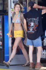 PARIS JACKSON in Bikini Top at Convenience Store in Los Angeles 07/09/2017