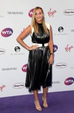 PETRA KVITOVA at Pre-Wimbledon Party in London 06/29/2017