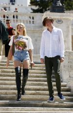 PEYTON ROI LIST Out and About in Rome 07/19/2017
