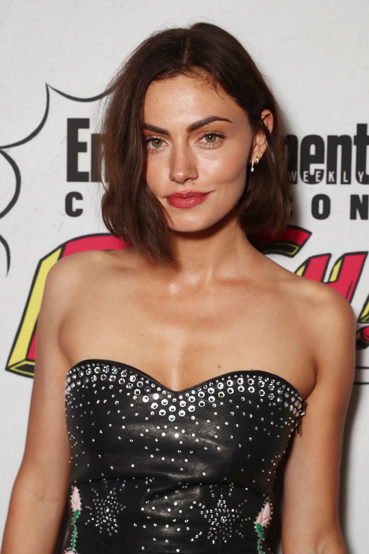 PHOEBE TONKIN at Entertainment Weekly's Comic-con Party in San Diego 07/22/2017