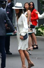 PIPPA MIDDLETON Leaves Wimbledon Tennis Championships in London 07/14/2017