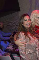 PIXIE LOTT at Global Gift Gala in Ibiza 07/21/2017