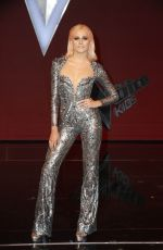 PIXIE LOTT at The Voice Kids Photocall in London 07/13/2017