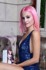 PIXIE LOTT for Pixie Lott Paint Hair Colour Launch 06/27/2017