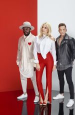 PIXIE LOTT for Tthe Voice Kids UK TV Series Promos