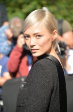 POM KLEMENTIEFF at Chanel Fashion Show at Haute Couture Paris Fashion Week 07/04/2017