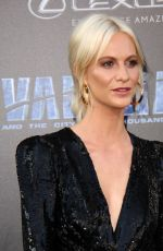 POPPY DELEVINGNE at Valerian and the City of a Thousand Planets Premiere in Hollywood 07/17/2017