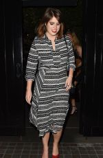 PRINCESS EUGENIE Night Out in London 07/07/2017