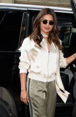 PRIYANKA CHOPRA Leaves Her Hotel in New York 07/03/2017