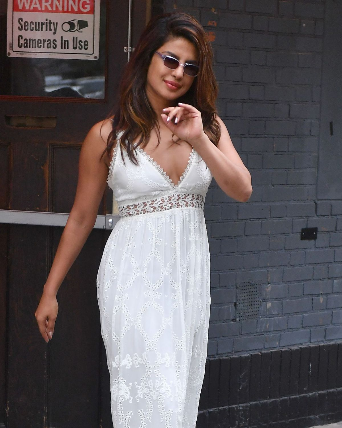PRIYANKA CHOPRA Out and About in New York 07/27/2017