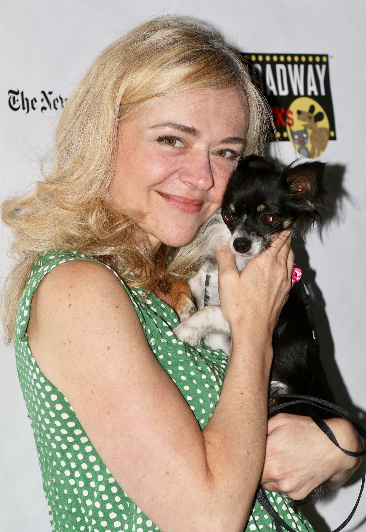 RACHEL BAY JONES at 19th Annual Broadway Barks Animal Adoption Event in New York 07/08/2017
