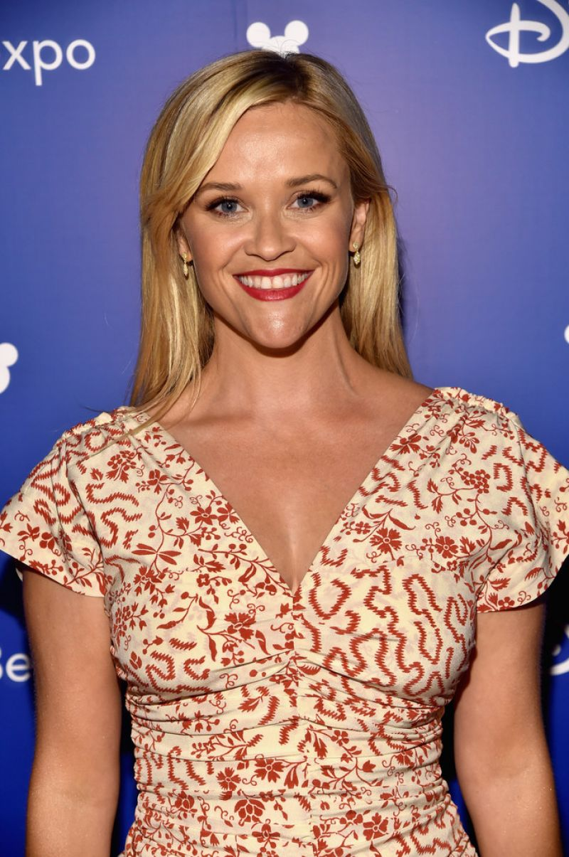 REESE WITHERSPOON at Disney