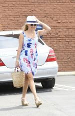 REESE WITHERSPOON Out and About in Brentwood 07/14/2017