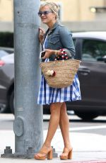 REESE WITHERSPOON Out and About in Los Angeles 06/30/2017
