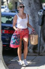 REESE WITHERSPOON Out Shopping in Brentwood 07/26/2017