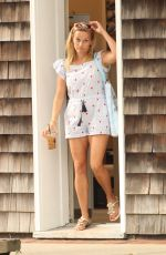 REESE WOTHERSPOON Out in Hamptons 07/24/2017