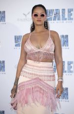 RIHANNA at Valerian and the City of a Thousand Planets Premiere in Paris 07/25/2017