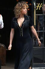 RITA ORA Leaves Her Hotel in New York 07/17/2017