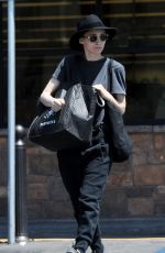 ROONEY MARA Out and About in Los Angeles 07/04/2017