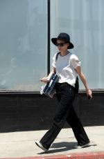 ROONEY MARA Out in Los Angeles 07/18/2017