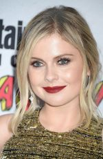 ROSE MCIVER at Entertainment Weekly's Comic-con Party in San Diego 07/22/2017