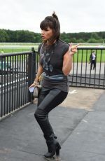 ROXANNE PALLETT at Jackson Gig at Haydock Race Course in Liverpool 07/07/2017