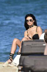 RUBY MAE in Bikini at Principote Panormos in Mykonos 07/06/2017