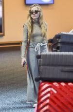 SABRINA CARPENTER at Vancouver International Airport 07/05/2017