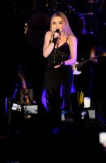 SABRINA CARPENTER Performs at House of Blues in Anaheim 07/19/2017
